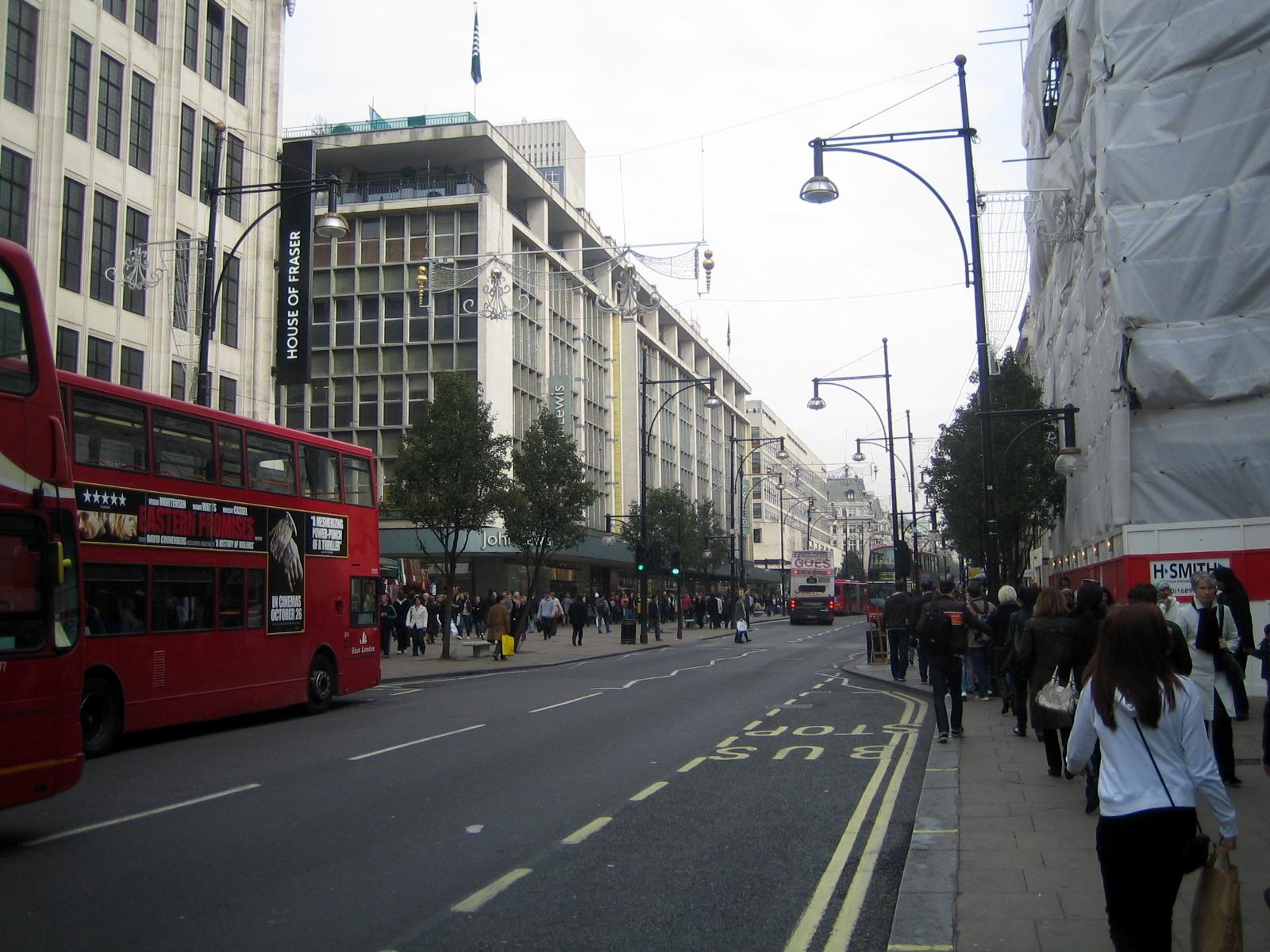 伦敦街景(重发)
